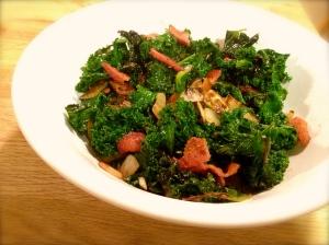 Kale & Bacon | popularpaleo.com