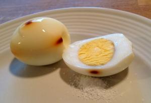 Hard Baked Eggs | popularpaleo.com