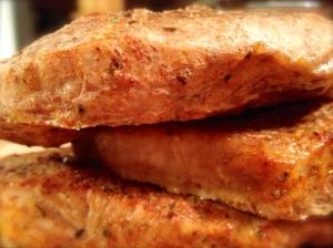 Simple Pork | popularpaleo.com