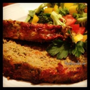 Turkey Meatloaf | popularpaleo.com