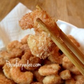 Ginger Coconut Prawns   popularpaleo.com