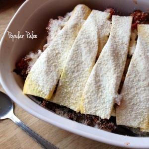 Eggplant & Summer Squash Lasagne | Popular Paleo