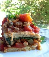 Cauliflower Lasagne   Popular Paleo