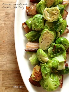 Beyond Bacon | Brussels Sprouts | Popular Paleo