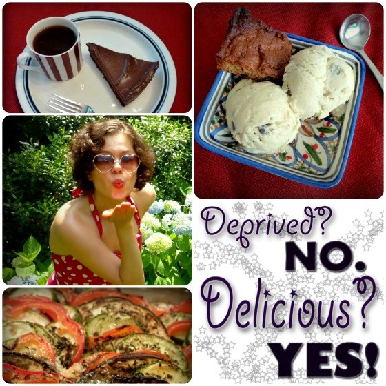 Yes to Yummy Collage